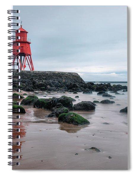 South Shields - England Spiral Notebook