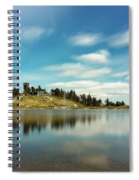 Wurmberg, Harz Spiral Notebook