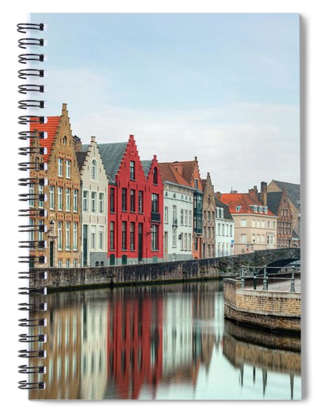 Brugge - Belgium Spiral Notebook