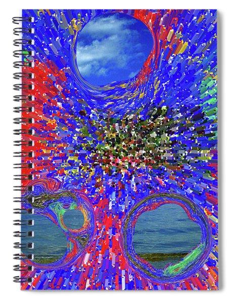 3-2-2009a Spiral Notebook