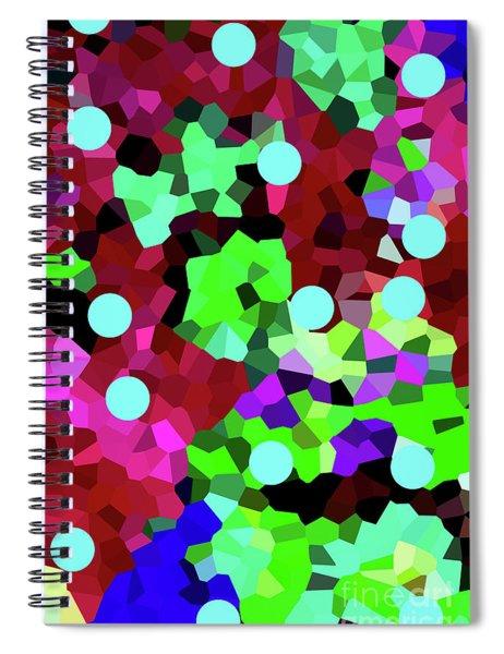 3-23-2010abcdefghijklm Spiral Notebook