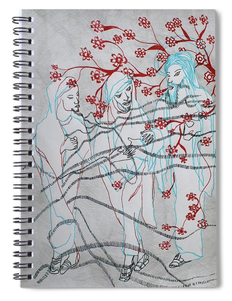 Road To Emma'us Spiral Notebook