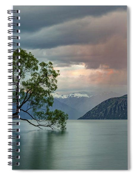 Wanaka - New Zealand Spiral Notebook