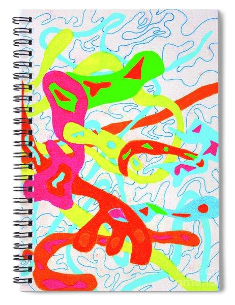 4-12-2010a Spiral Notebook