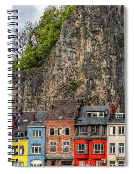 Dinant - Belgium Spiral Notebook
