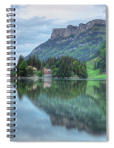 Seealpsee - Switzerland Spiral Notebook
