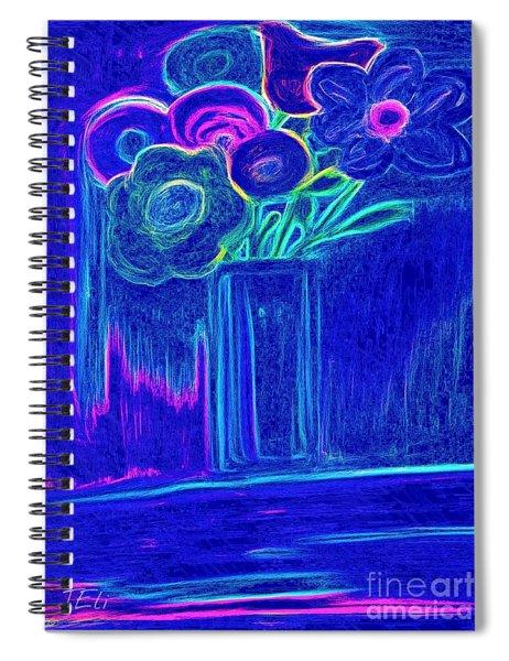 47 Spiral Notebook