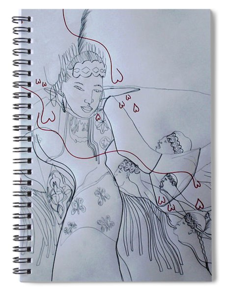 Love Is All Spiral Notebook