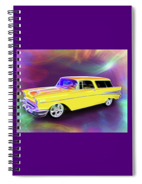 57 Nomad Spiral Notebook