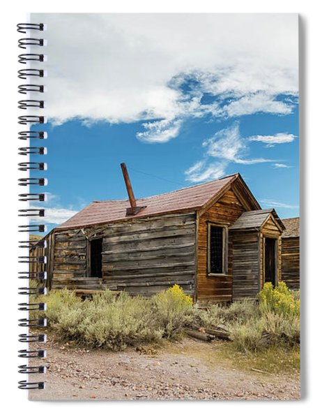 Bodie California Spiral Notebook