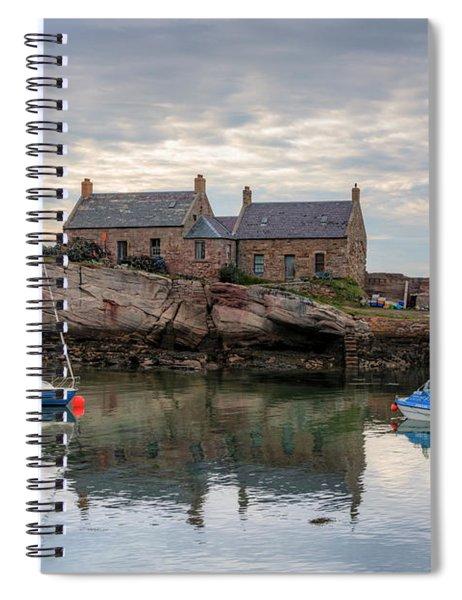 Cove - Scotland Spiral Notebook