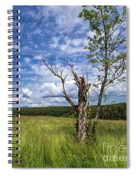 The Harz National Park Spiral Notebook