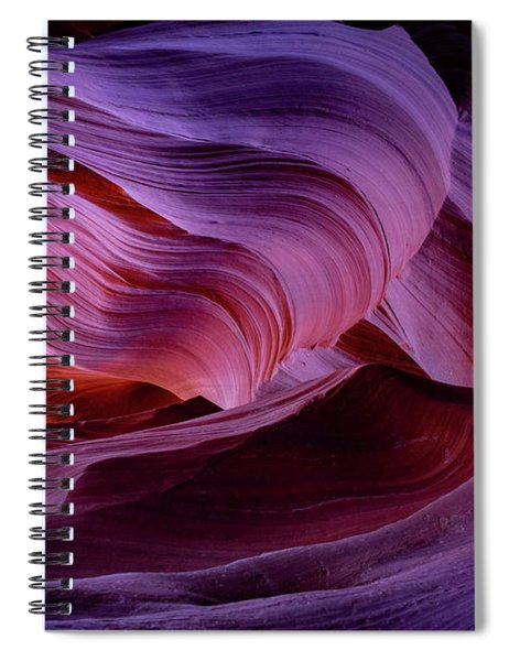 The Body's Earth  Spiral Notebook