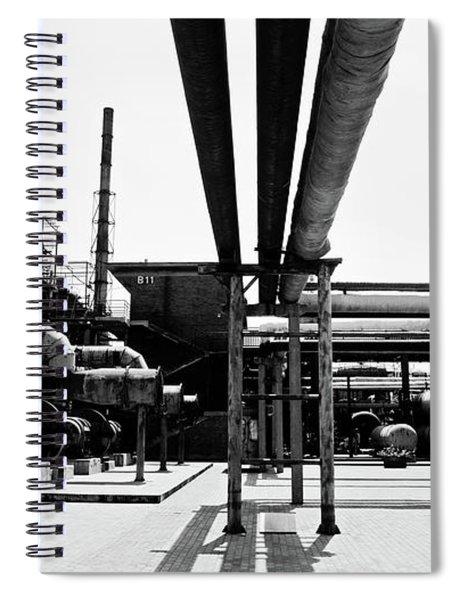 798 Art Zone Spiral Notebook