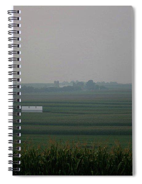 8-16-2005img1758a Spiral Notebook