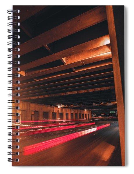 800 Milliseconds Spiral Notebook