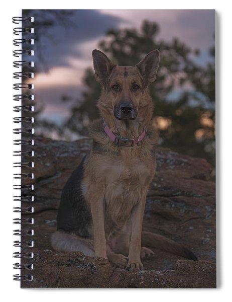 Liesl Spiral Notebook
