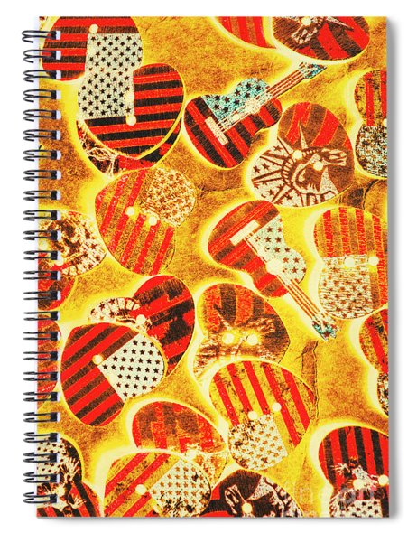 A Country Concerto Spiral Notebook