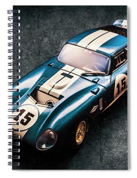 A Daytona Classic Spiral Notebook