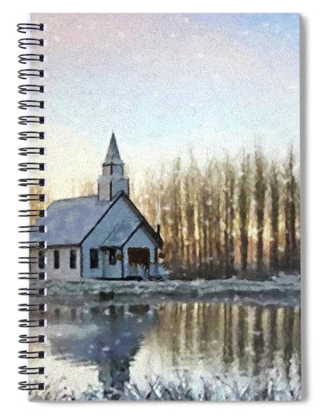 A Kind Heart - Hope Valley Art Spiral Notebook