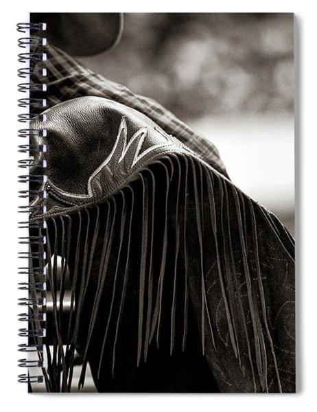 A Leg Up Spiral Notebook