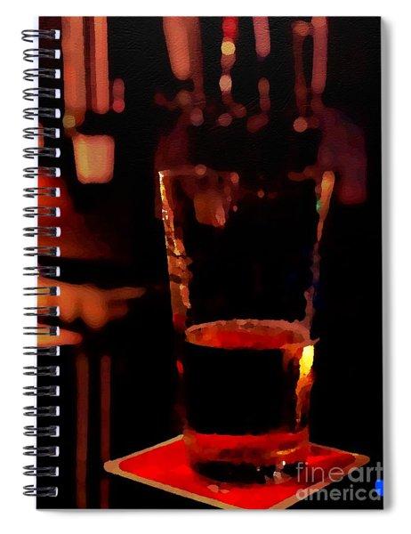 A Long Draw Spiral Notebook