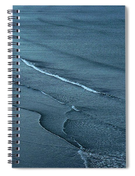 A Newport Bayshore Spiral Notebook