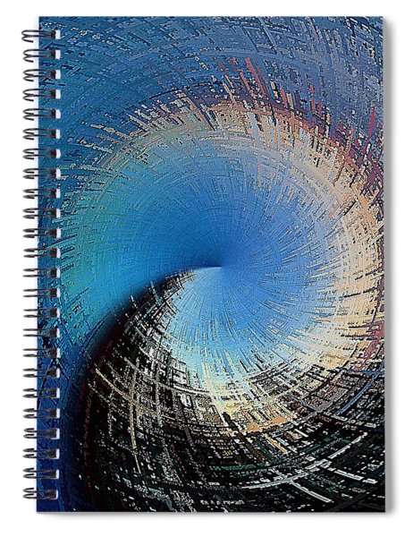 A Passage Of Time Spiral Notebook