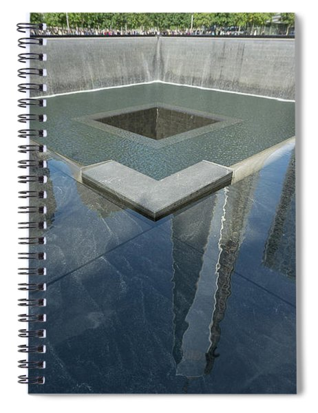 A Place For Reflection Spiral Notebook