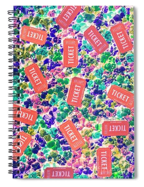 A Popcorn Promo Spiral Notebook