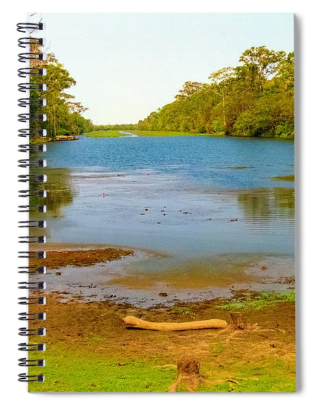 A Pretty Place To Rest In Cambodia Spiral Notebook