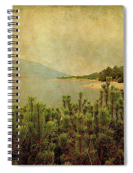 A Quiet Moment Before Storm... Spiral Notebook