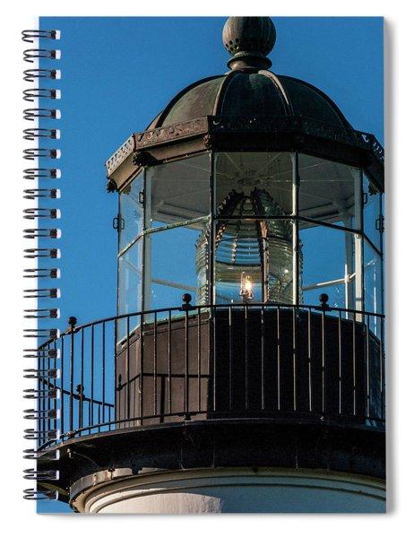 A Sailor's Beacon Spiral Notebook