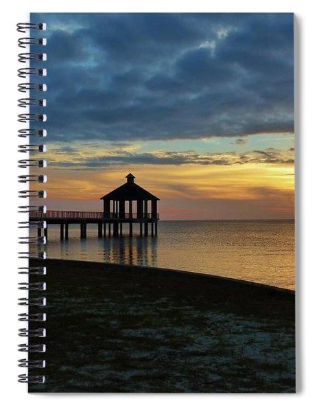 A Sense Of Place Spiral Notebook