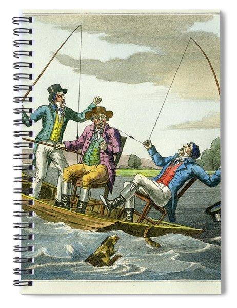 A Sharp Bite Spiral Notebook