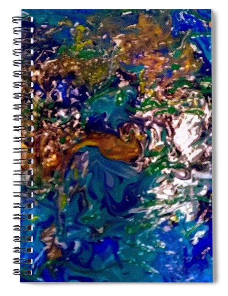 A State Of Mind Spiral Notebook