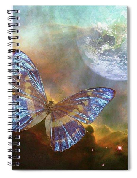 A Stellar Adventure Spiral Notebook