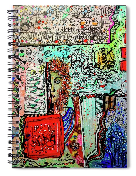 A Story Waiting To Be Told Spiral Notebook
