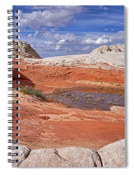 A Strange World Spiral Notebook