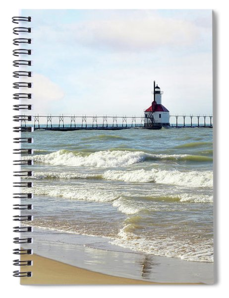 A Time To Remember Spiral Notebook