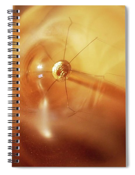 A Winter's Song Spiral Notebook