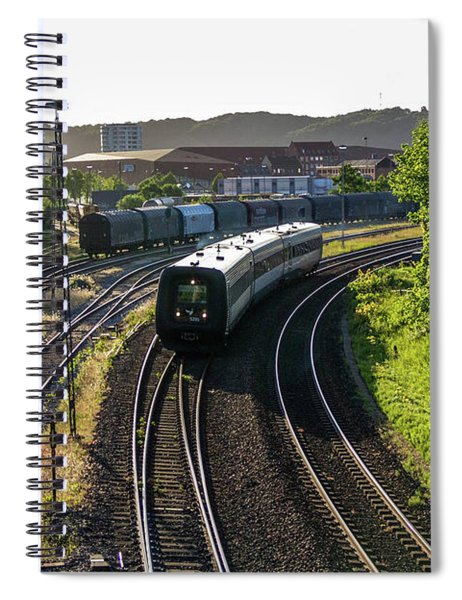 A1 Spiral Notebook