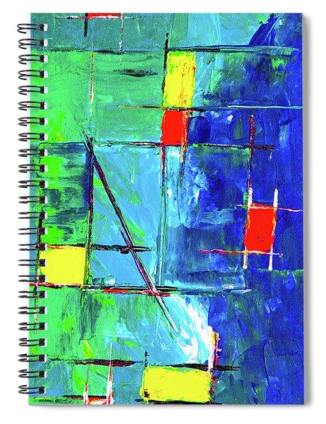 Ab19-10 Spiral Notebook