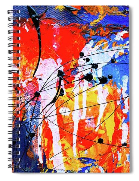 Ab19-15 Spiral Notebook
