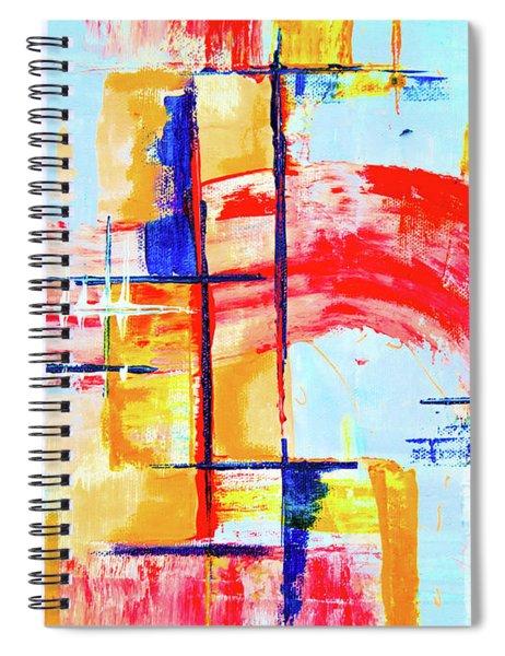 Ab19-5 Spiral Notebook