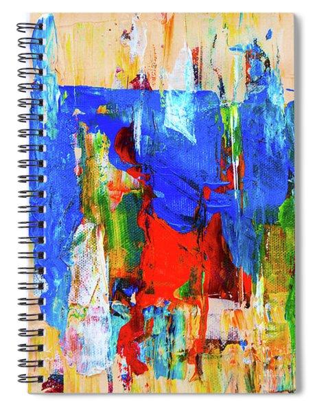 Ab19-7 Spiral Notebook