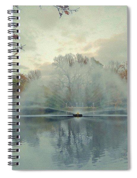 Abbie Edit 14 Spiral Notebook