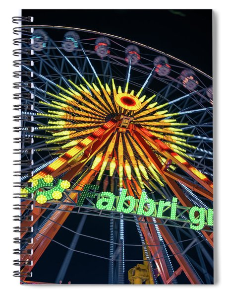 Abbri Spiral Notebook