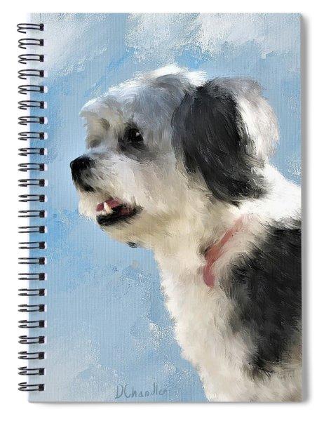 Abby 1 Spiral Notebook