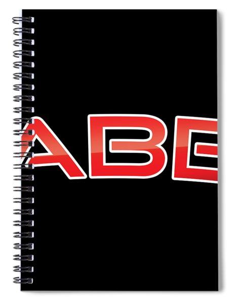 Abe Spiral Notebook
